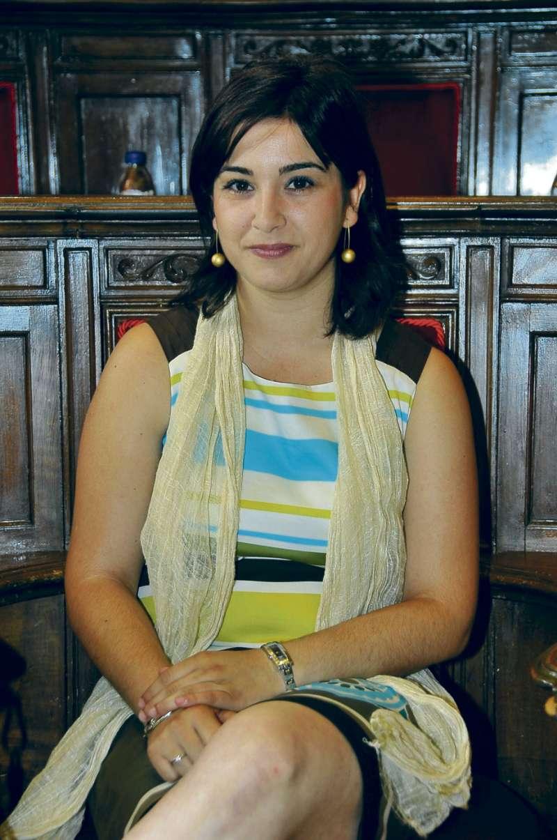 Natalia Antonino, futura concejala de Turismo de Sagunt. FOTO HIGUERAS