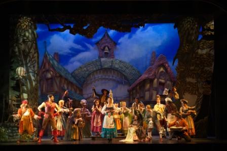 El musical llegará al Teatro Principal el 8 de febrero y estará en cartel hasta el 31 de marzo. FOTO: EPDA