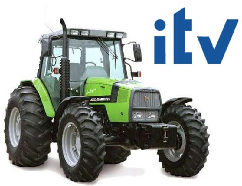Los vehículos del campo deben pasar la ITV antes del 10 de noviembre. / EPDA