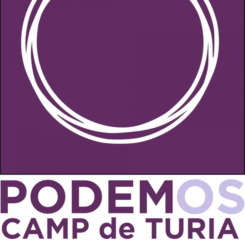 Podemos Camp de Túria./epda