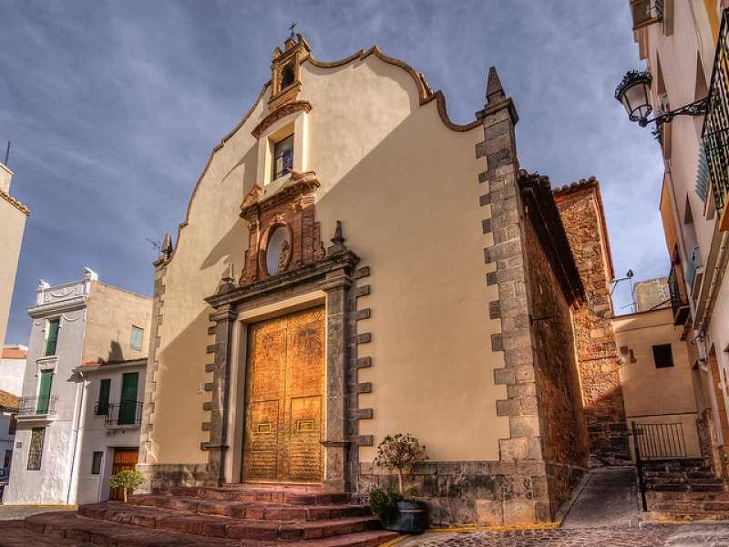 Ermita de la Sangre, Sagunto./ EPDA