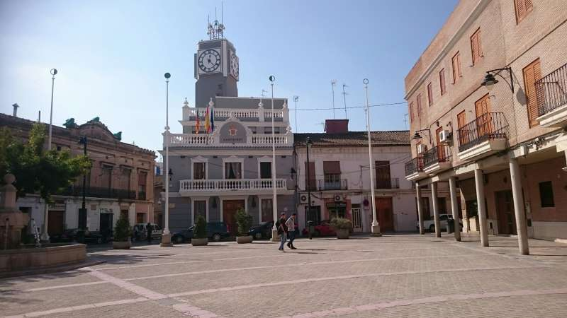 Ajuntament de Meliana. / EPDA