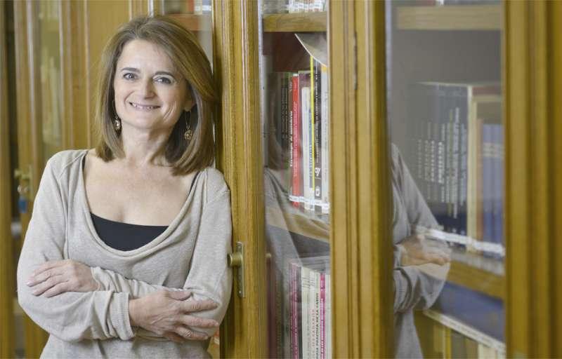 La presidenta del Ilustre Colegio Oficial de Veterinarios de Valencia, Inmaculada Ibor
