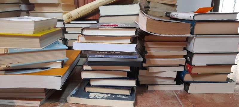 Libros para la nueva sala de lectura
