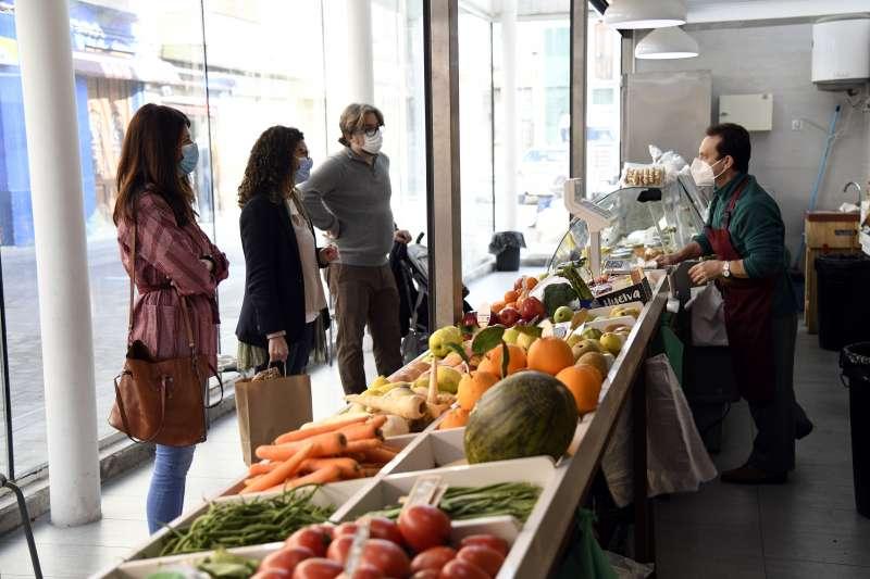 Imagen del mercado.