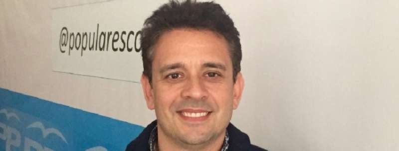 El coordinador del área social del Grupo Parlamentario Popular, José Juan Zaplana