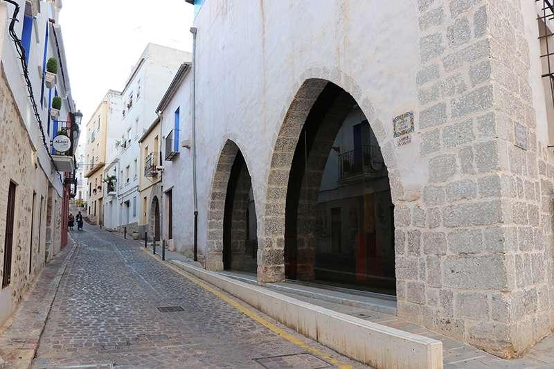 Calle Dolores. EPDA