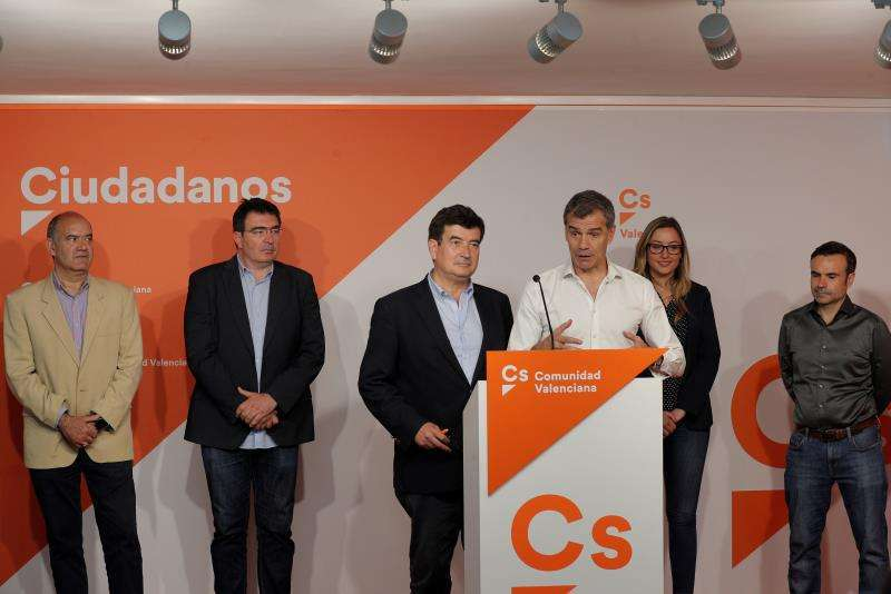 Cs Comunitat Valenciana. EPDA
