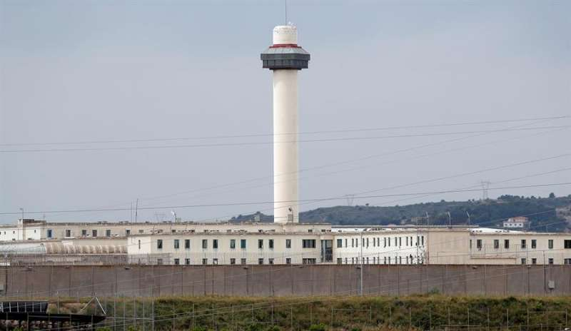 Vista general del Centro Penitenciario de Picassent./ EPDA