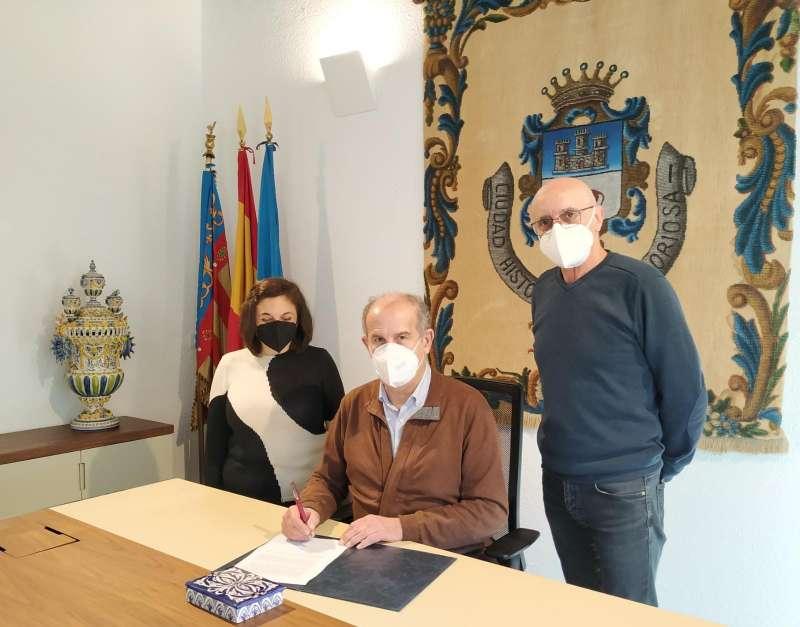 Presentació candidatura UNESCO. EPDA
