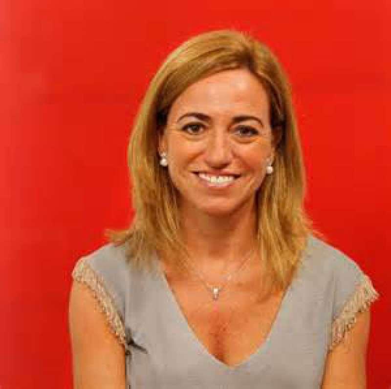 La socialista Carme Chacón. EPDA