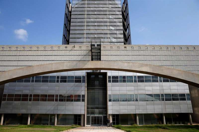 Fotografía de archivo de la sede de À Punt en Burjassot. EFE