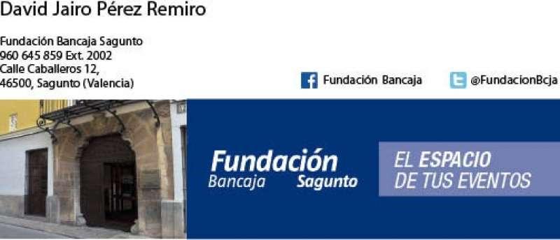 Fundación Bancaja Sagunto. EPDA