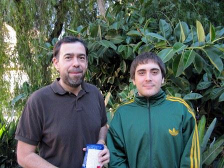 Vicente Muñoz y José Camarillas.