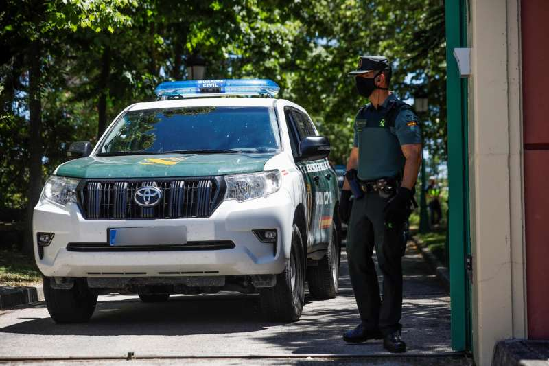 Guardia Civil/EFE