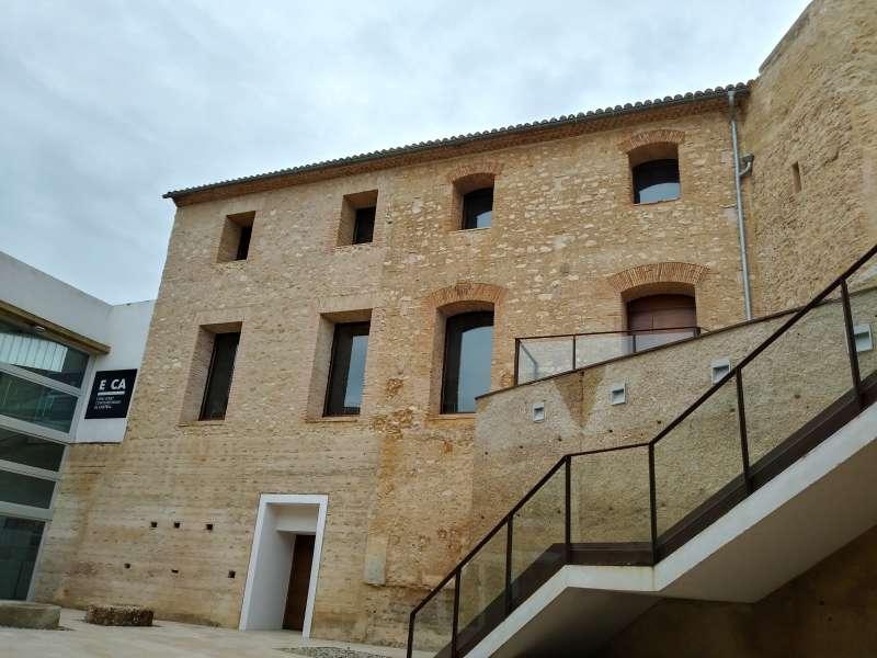 ECA, Castillo de Riba-roja.