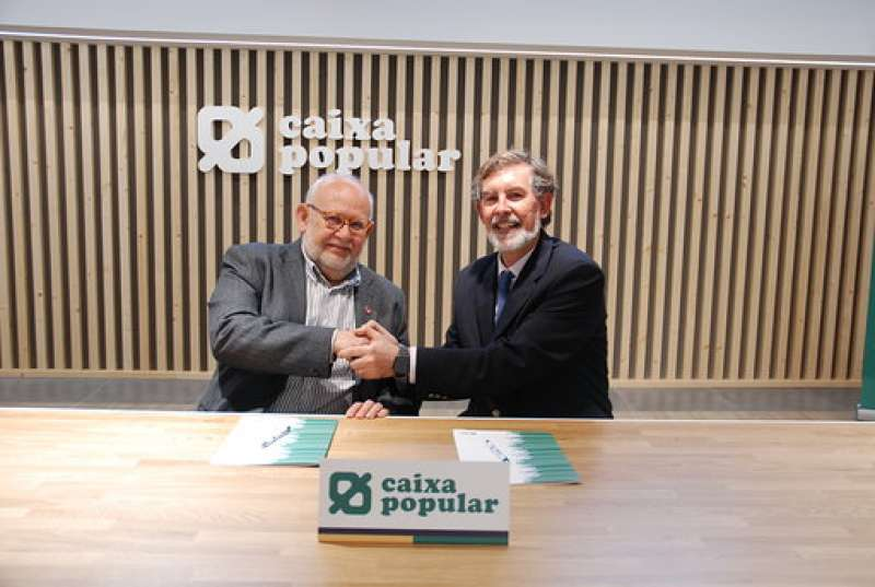 Firma del conveni