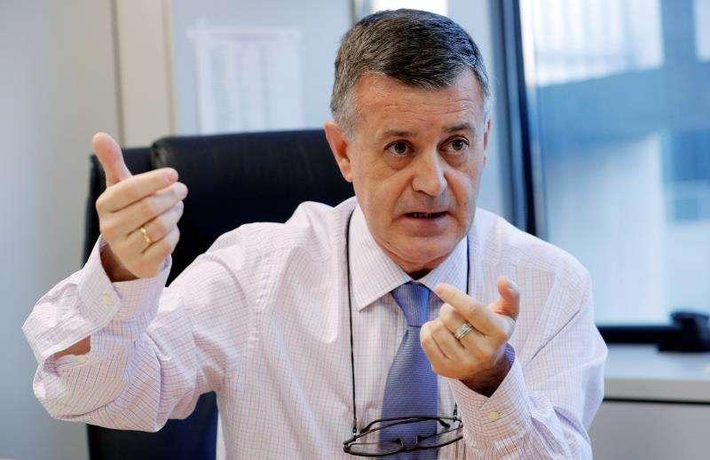 El catedrático de Psicología Social de la Universitat de València Pedro Gil-Monte durante una entrevista con EFE. EFE/Archivo