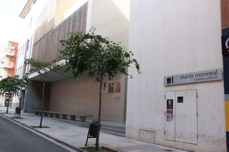 Centro Cultural Mario Monreal. EPDA