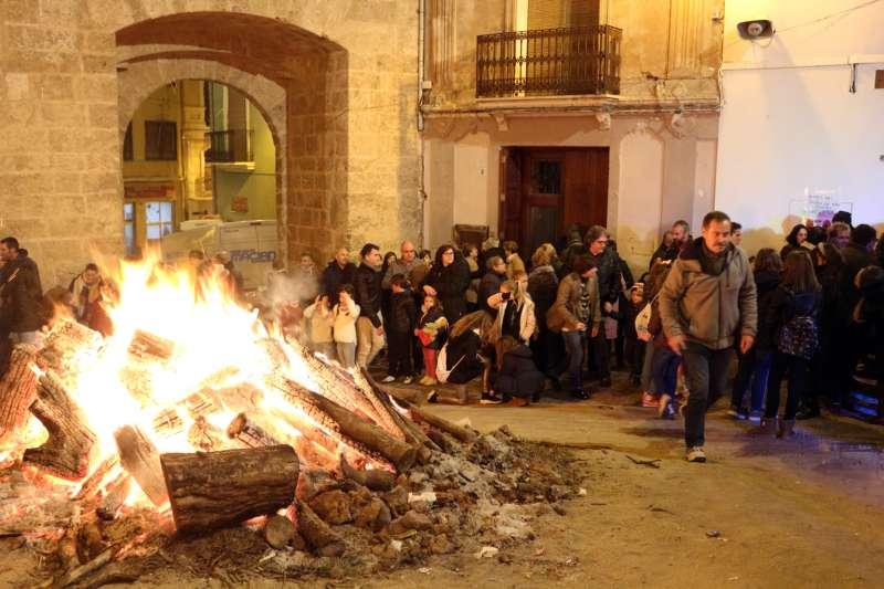 El tedero de San Antón con preferencia sobre las demás