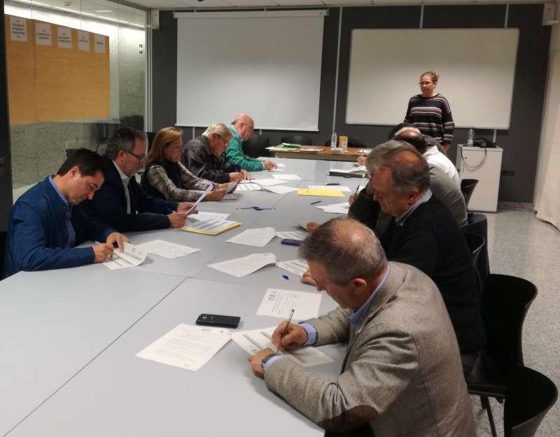 Los vecinos analizan los retos y oportunidades para Llíria en la primera sesión de trabajo de EDUSI