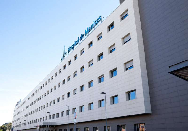 Hospital de Manises. - EPDA