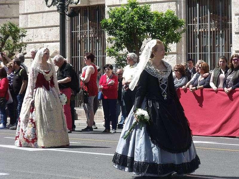 Procesión Cívica de san Vicente Ferrer año 2017