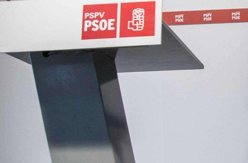 Imagen del PSPV-PSOE. EFE/Archivo