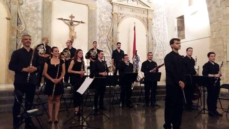 Concierto Ciclo Harmonie 2018-2019.