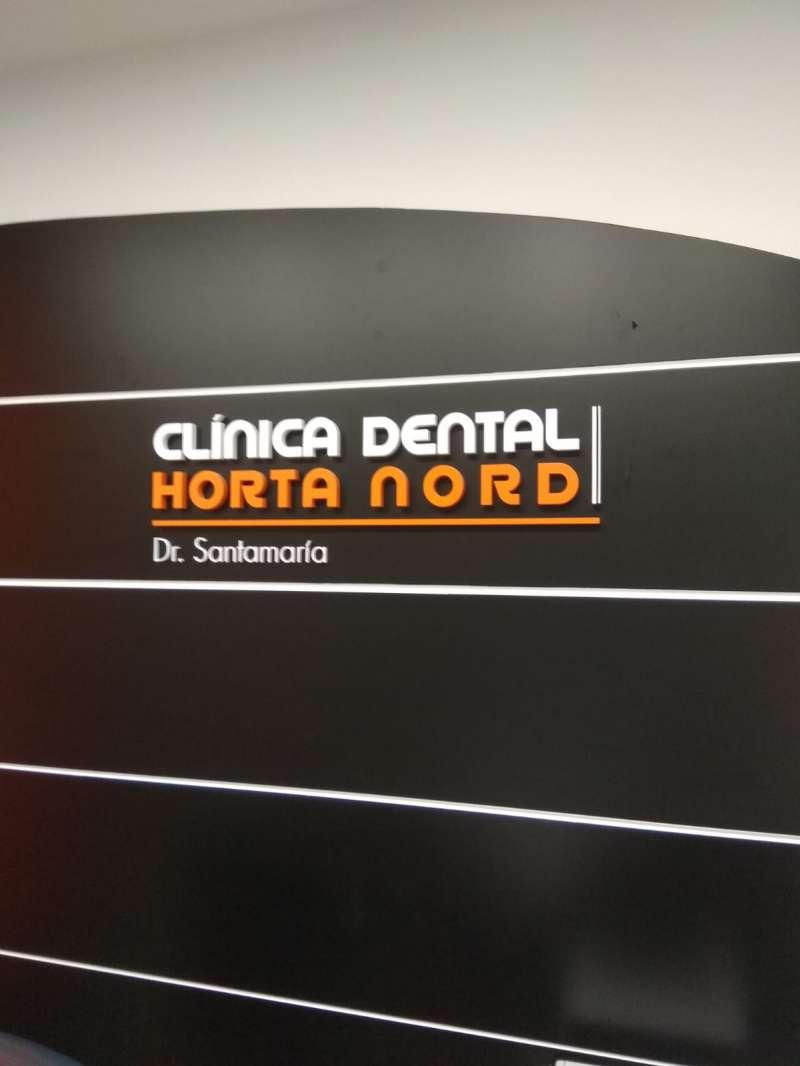 Logo de la clínica dental del Dr Santamaría. / EPDA