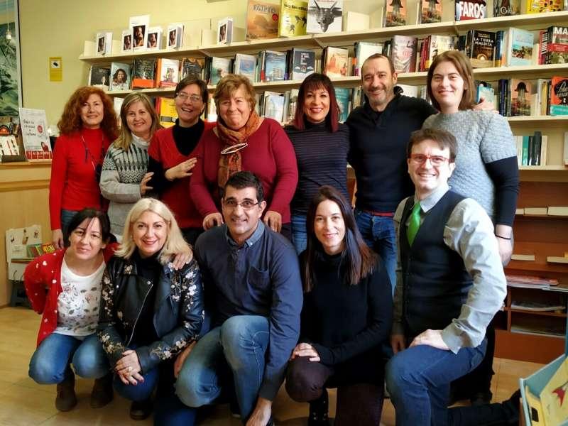 Los escritores del libro. EPDA