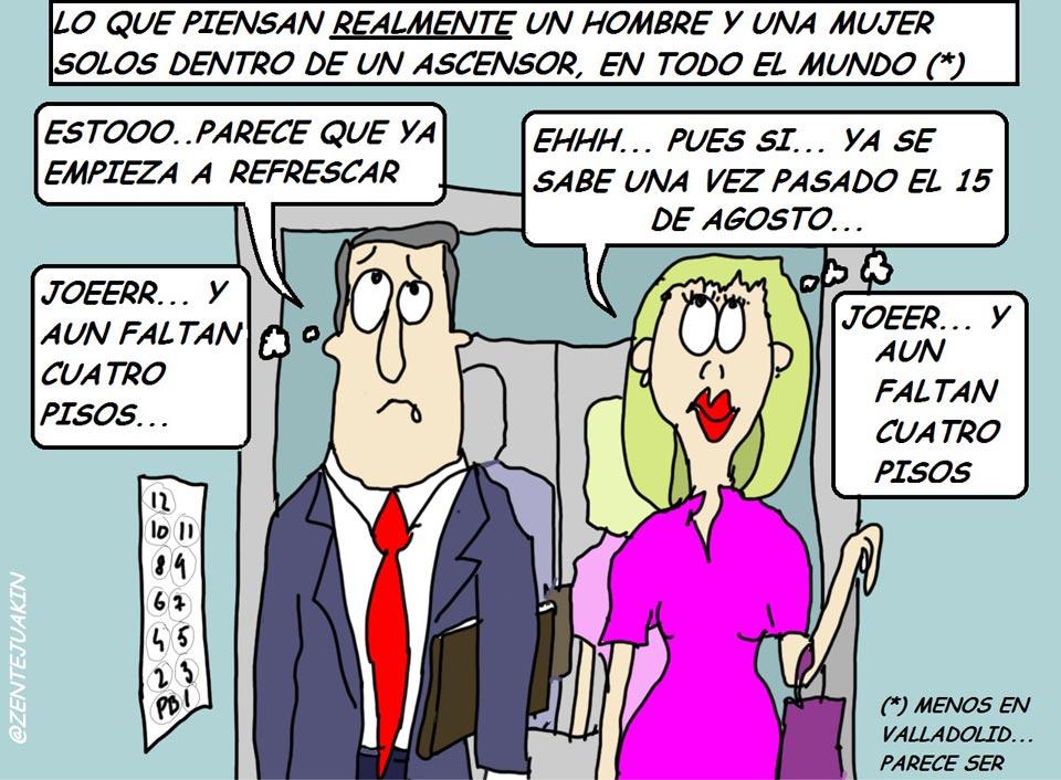 Los comentarios machistas del alcalde de Valladolid sobre el miedo a coincidir con una mujer en un ascensor