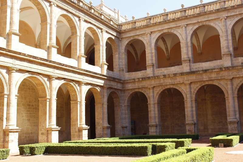 Monasterio de San Miguel de los Reyes en València. EPDA
