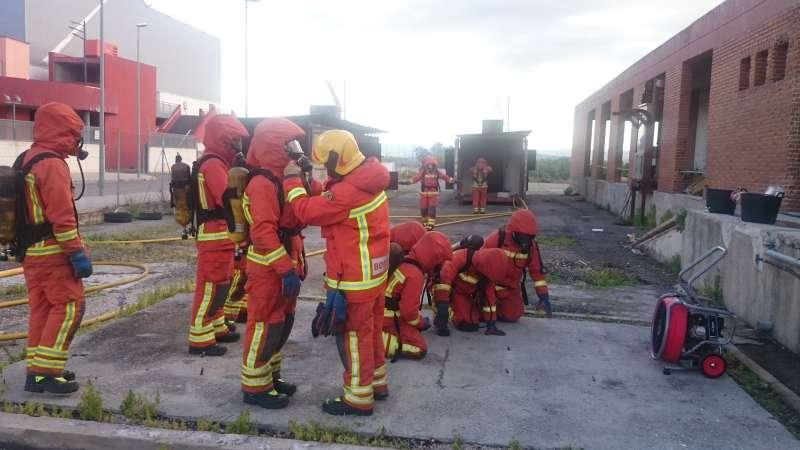 Bomberos de València. EPDA