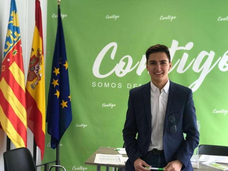 Jaime Ruix, Secretario Nacional de Juventud de Contigo