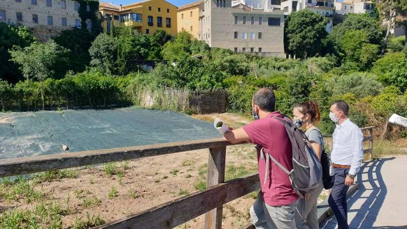Riba-roja inyectará 770.000 euros para la regeneración paisajística del Parque Natural del Túria