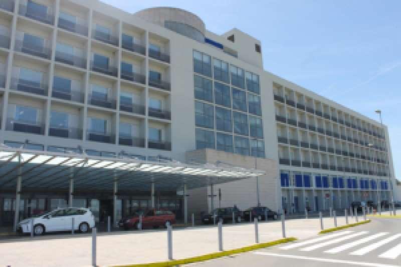Hospital de la Ribera./EPDA.