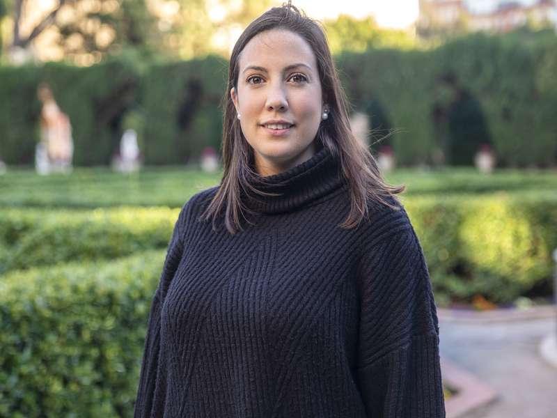 Loreto Ayuso. FOTO VICENTE RUPÉREZ