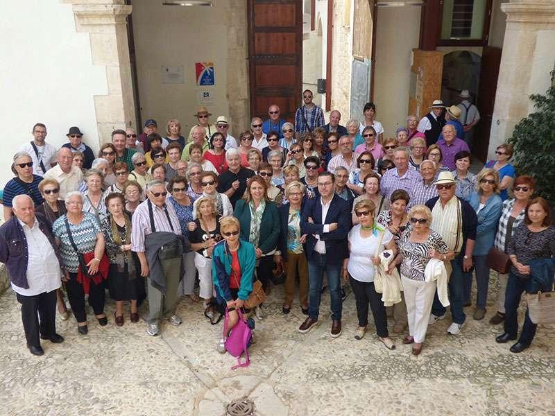 Participantes en el mes mayor. EPDA.