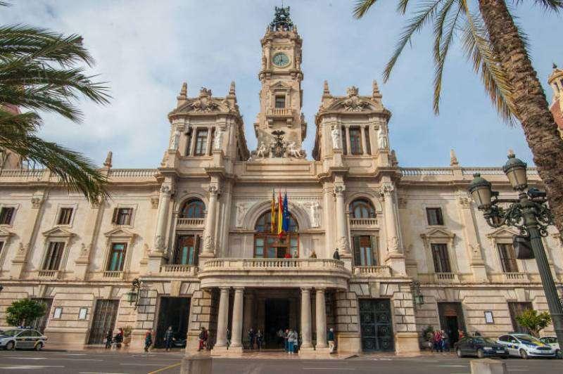 Imagen de archivo Ajuntament de València./ EPDA