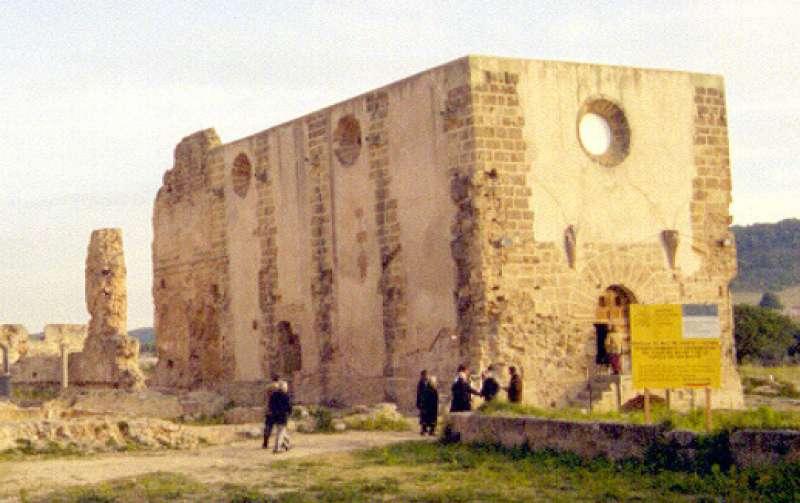 Iglesia de San Martín de la cartuja