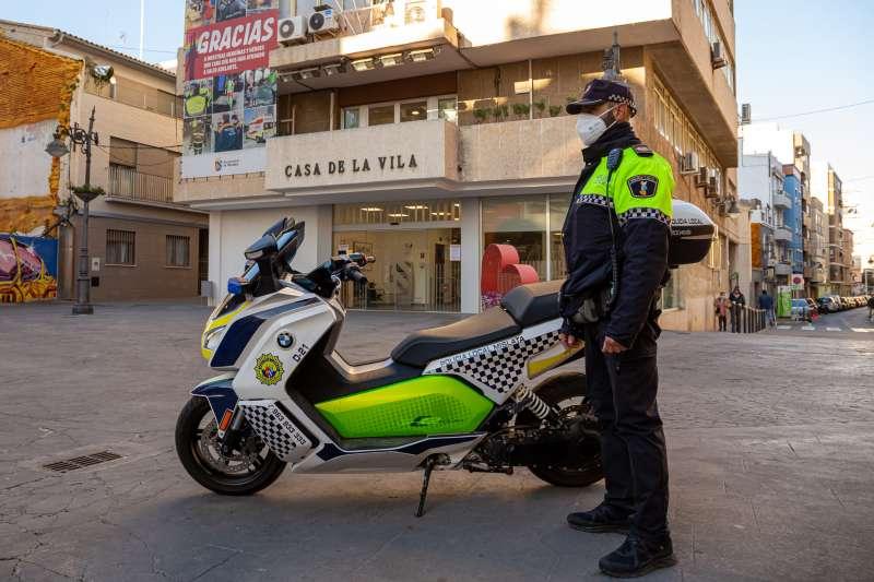 Agente de Policía Local de Manises