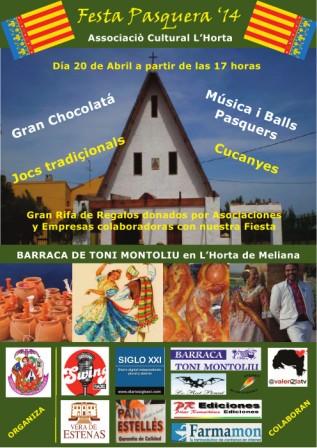 Imagen del cartel promocional. FOTO: EPDA
