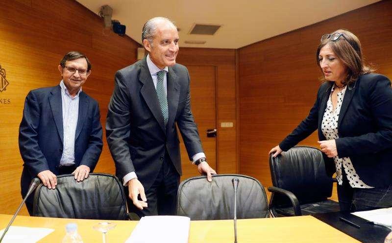El expresidente de la Generalitat Francisco Camps . EFE/Archivo