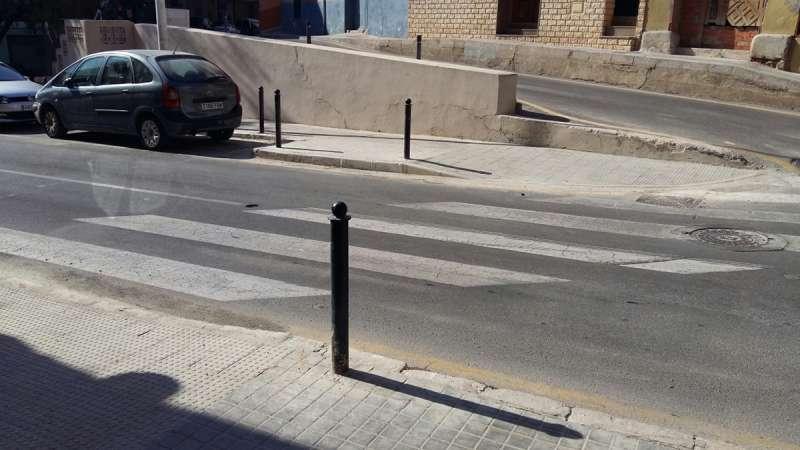 Eliminación de barreras. EPDA