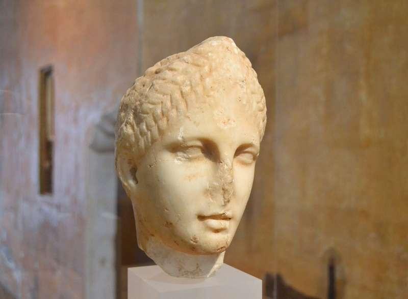 Bust de la deessa Diana. / EPDA