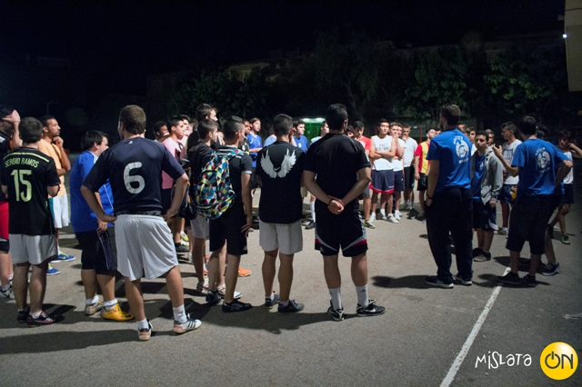Un grupo de jóvenes participantes. FOTO: EPDA