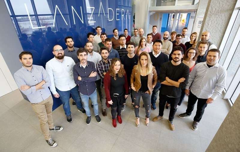 Nuevos emprendedores Lanzadera enero 2018. EPDA