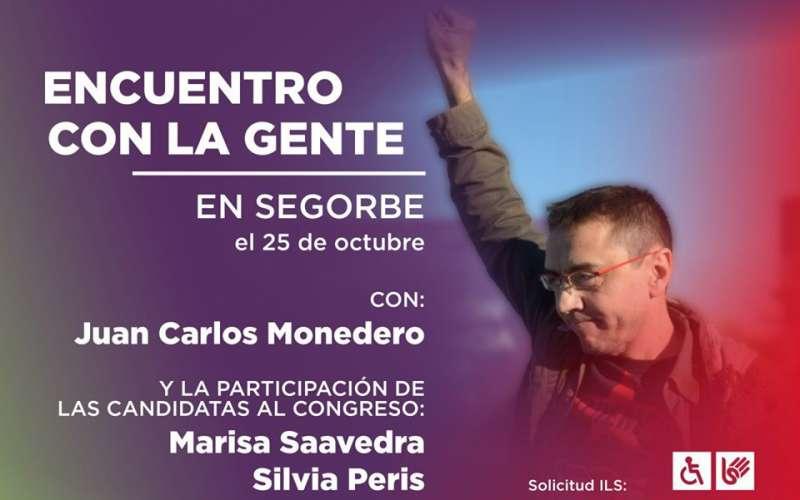EStará el próximo viernes en Segorbe