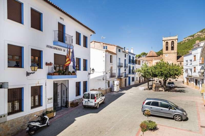Ayuntamiento Titaguas./EPDA